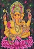 Ganesha Beautiful Indian Art