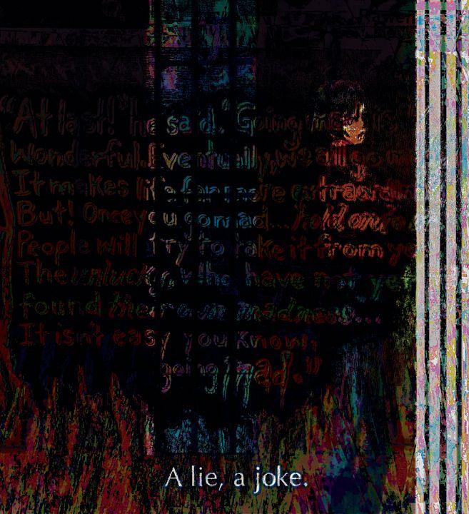 A lie, a joke - Raw Endorfin