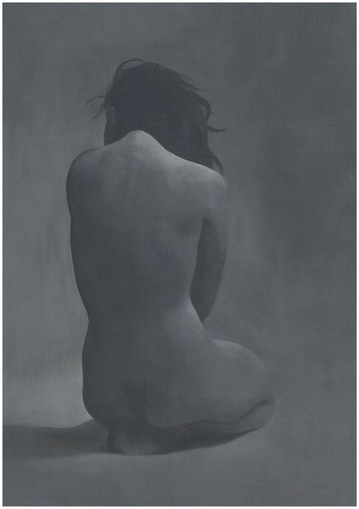 Absence 2 - Patrick Palmer Figurative Art