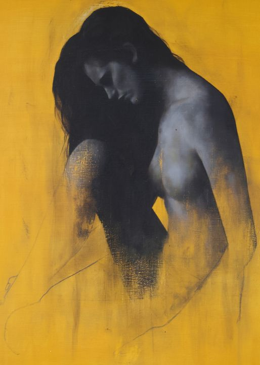 Heart of Steel - Limited Edition - Patrick Palmer Figurative Art