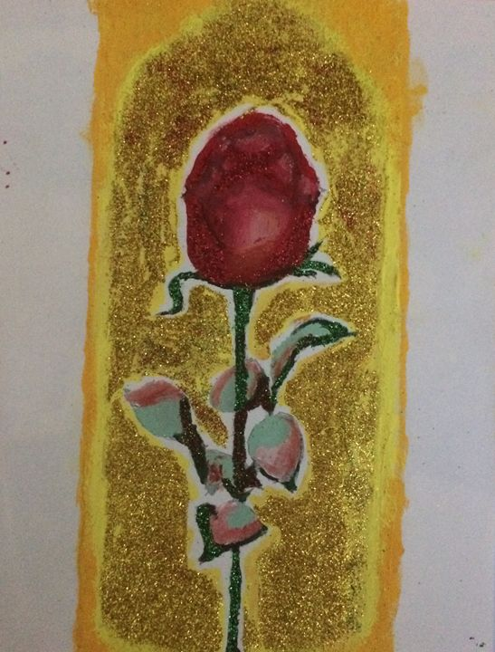 Glitter Rose - Desde Mi Corazon (Paintings)