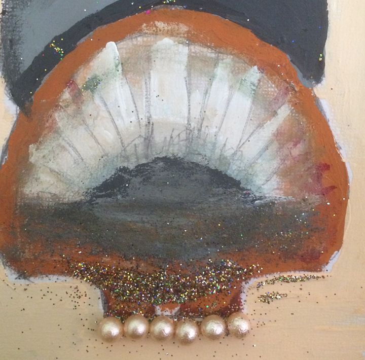 Pearls by the Sea - Desde Mi Corazon (Paintings)