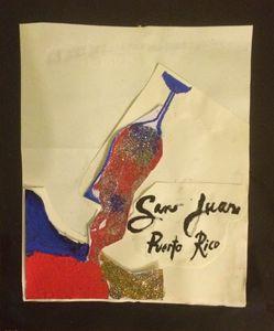 A Drink in San Juan