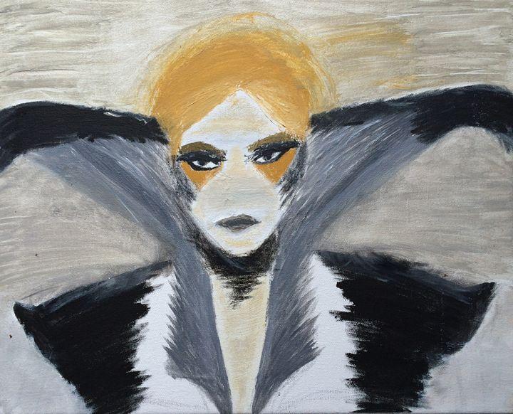 La diabla - Desde Mi Corazon (Paintings)