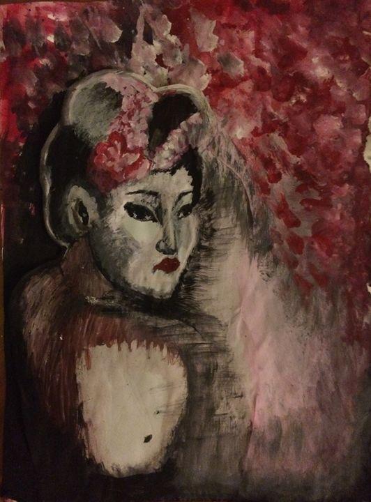 Cherry Dreams - Desde Mi Corazon (Paintings)