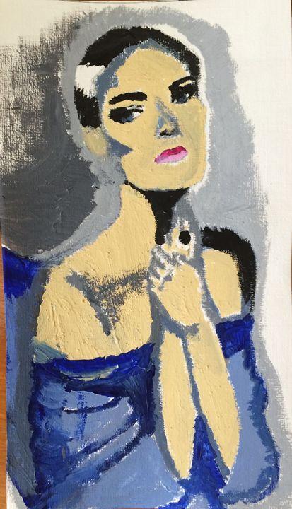 Una Mujer - Desde Mi Corazon (Paintings)