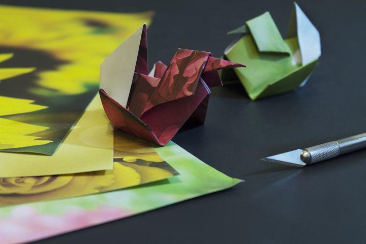 Origami - Jeanette Coker