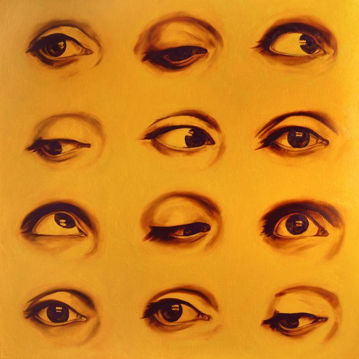 Eyes - ICA art gallery