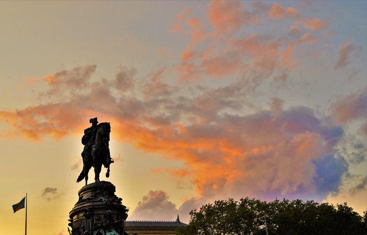 Evening Sky - Fine Art Decor by Marla McPherson