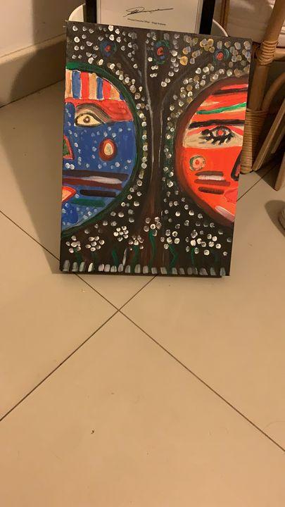 Aboriginal artwork - Amhaz Art