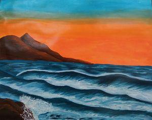 Wavy Ocean