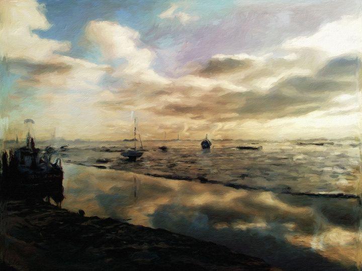 Thames Estuary - Broadbent Fine Art