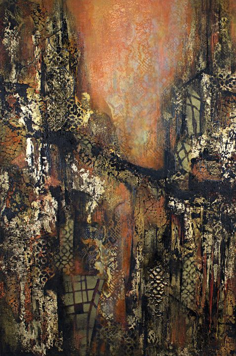 Shambhala - Kat Jaeger Fine Art