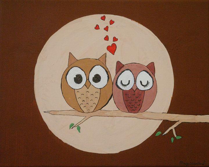 I will Owl ways love you. - Kathy Strickland