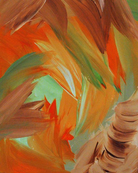 Rain Forest. - Kathy Strickland