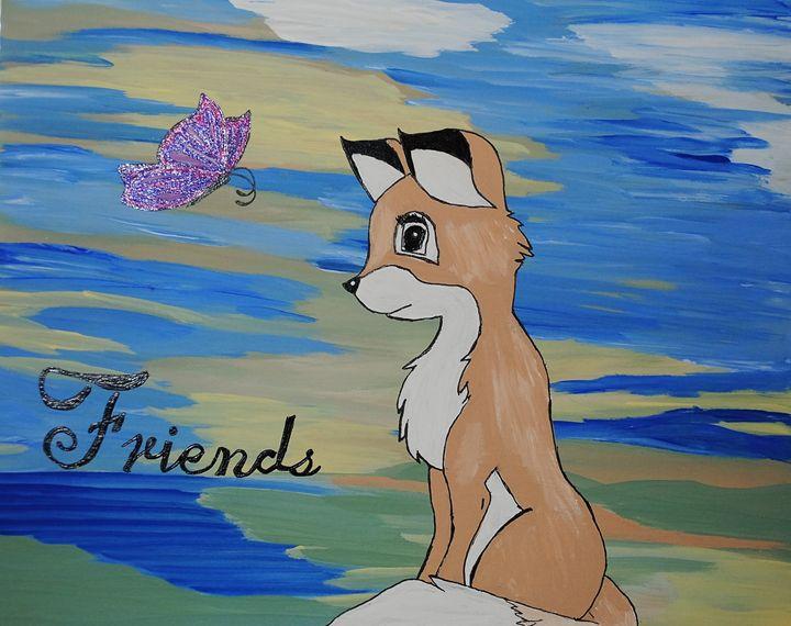 Friends - Kathy Strickland