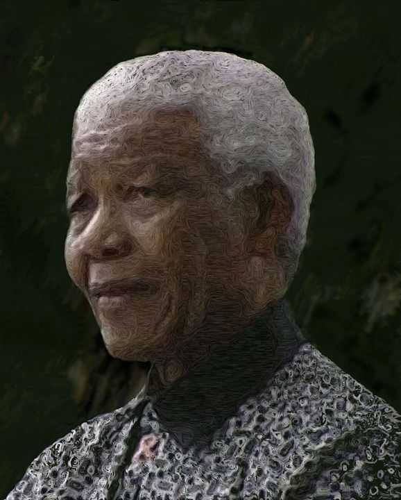 Mandela - London 2008 - Meditations