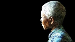 Mandela contemplates