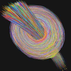 Black hole colors