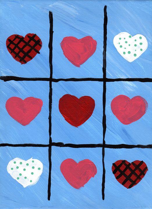 Unwinnable Love - April's Art