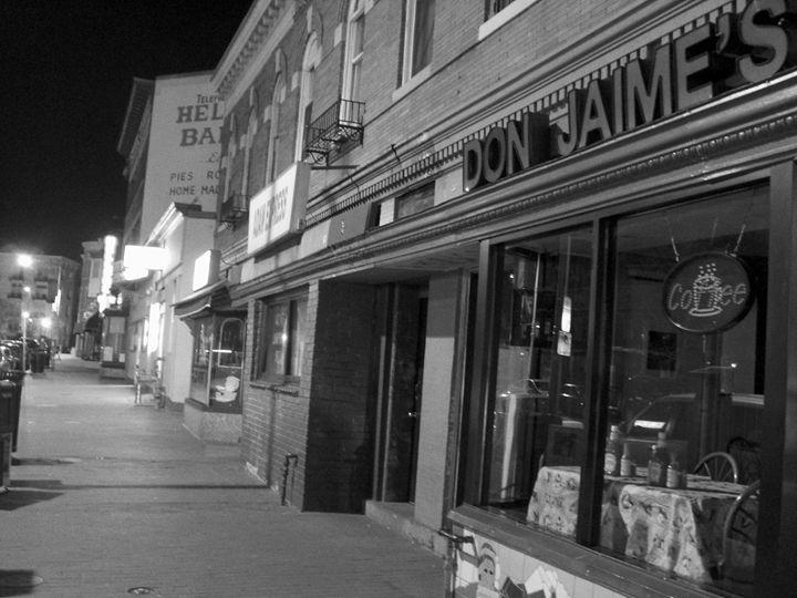 Don Jaime's - Attucks Adams