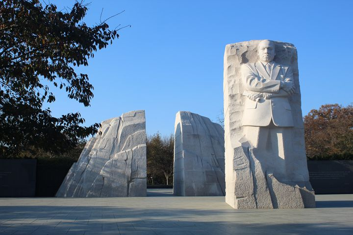 Martin Luther King, Jr. Memorial - Attucks Adams