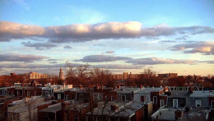 Mount Pleasant Rooftops - Attucks Adams