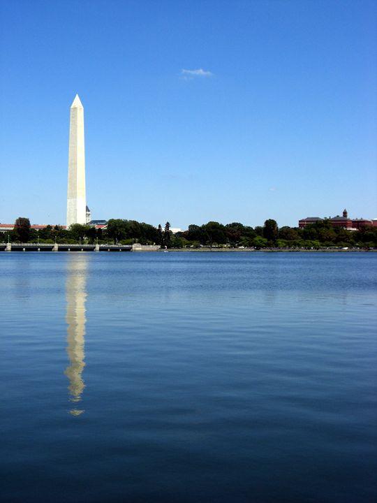 Washington Monument - Attucks Adams