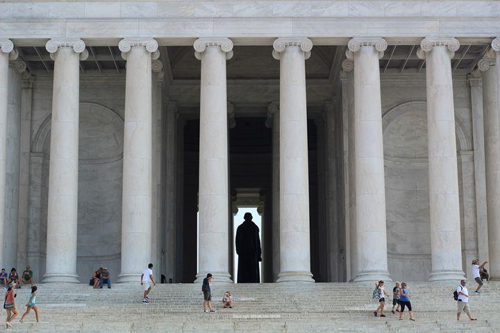 Jefferson Memorial - Attucks Adams