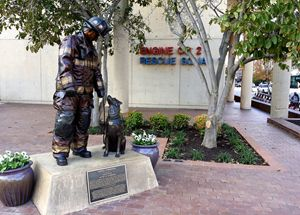 National Fire Dog Memorial