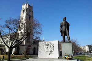 Taras Shevchenko Memorial