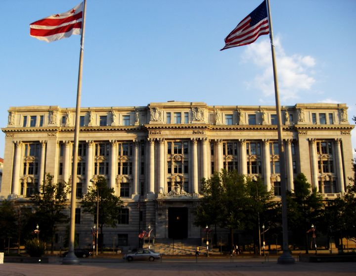 John A. Wilson Building - Attucks Adams