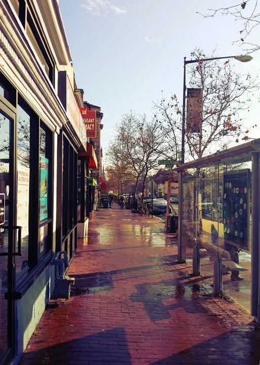 Mount Pleasant Sidewalk - Attucks Adams