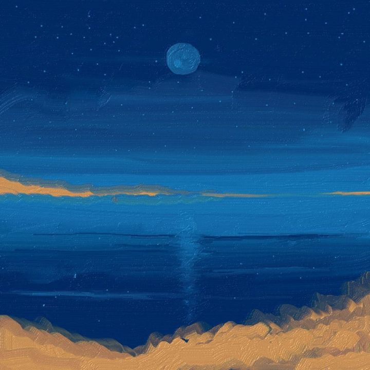 Created with Microsoft Fresh Paint - Alex's art collection
