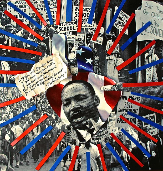 Freedom - Ellie Luna Art
