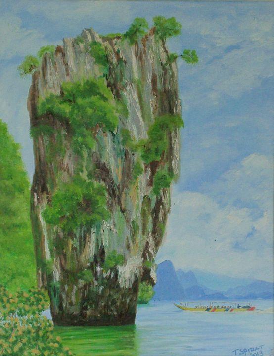 Koh Tapu - oilypalette.com