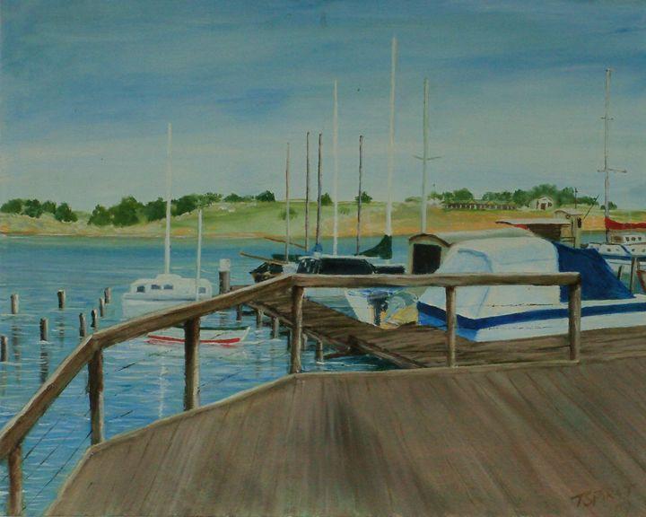Birks Harbour #2 - oilypalette.com