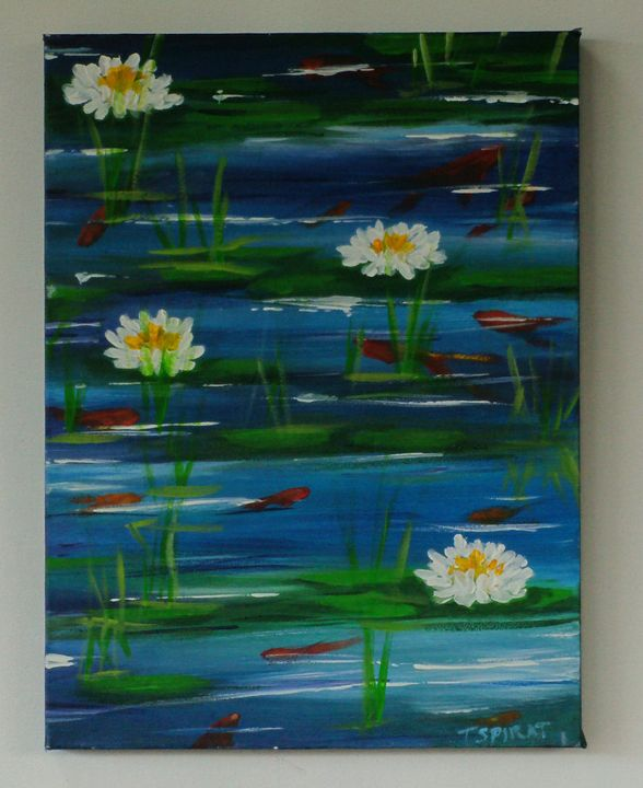 Pond (3/3) - oilypalette.com