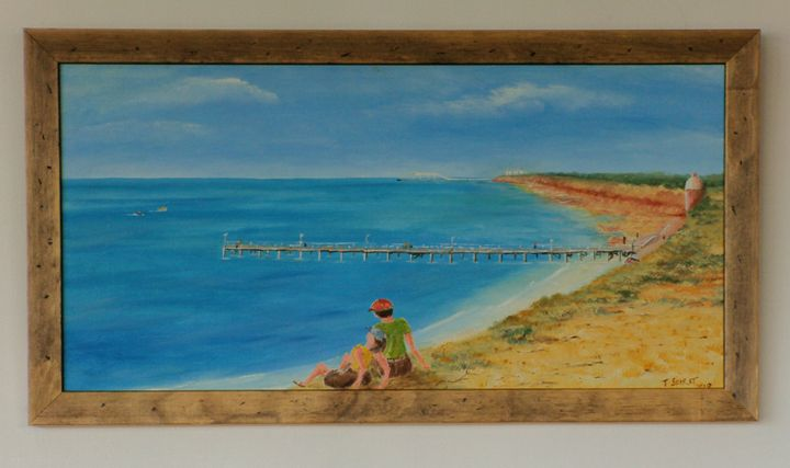 Wool Bay - oilypalette.com
