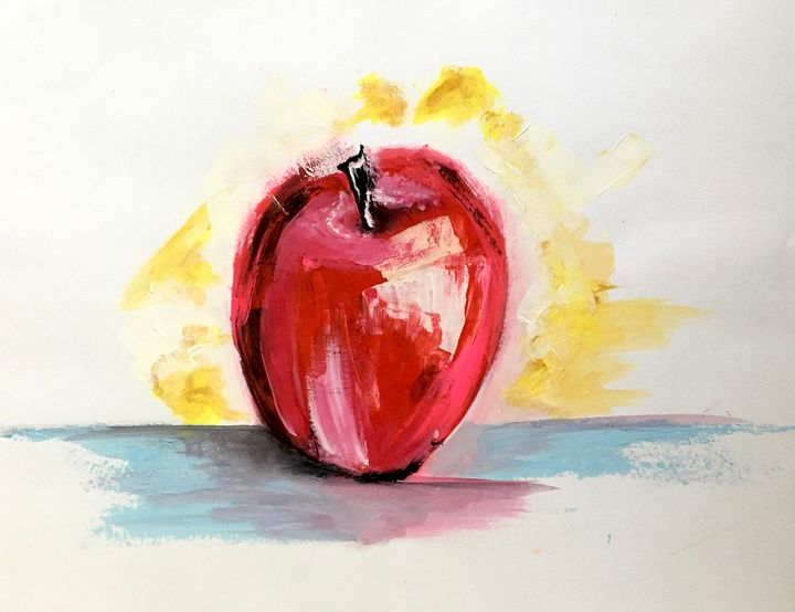 Apple of the eye - Touch_of_Hands