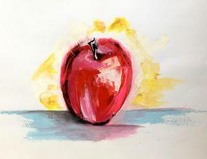 Apple of the eye