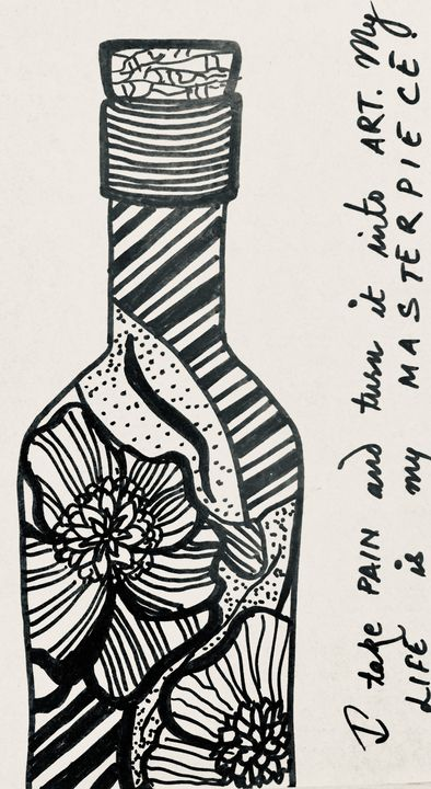 Magic in the bottle - Touch_of_Hands
