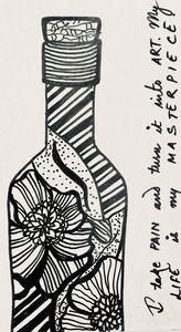 Magic in the bottle