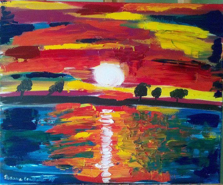 Sunset - Roxana Constantin