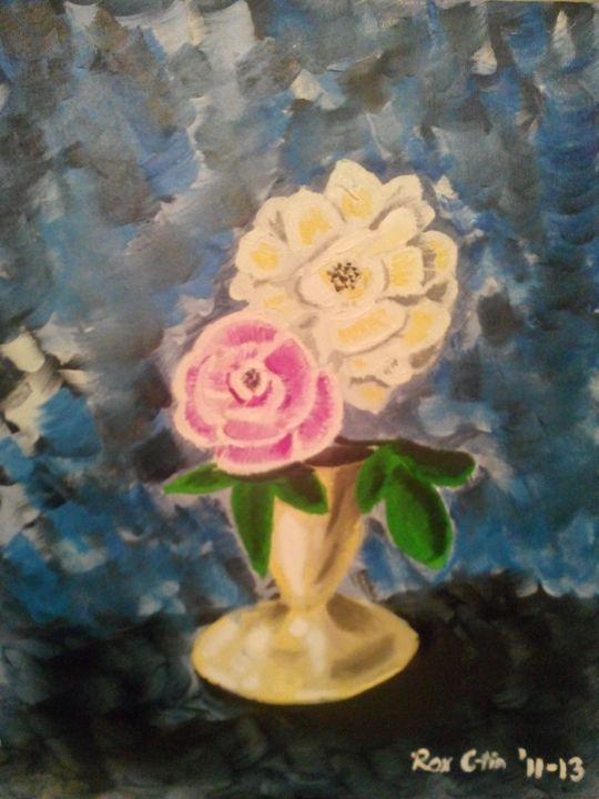 Flower vase - Roxana Constantin