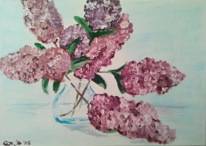 Lillies - Roxana Constantin