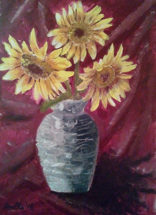 Sunflowers - Roxana Constantin