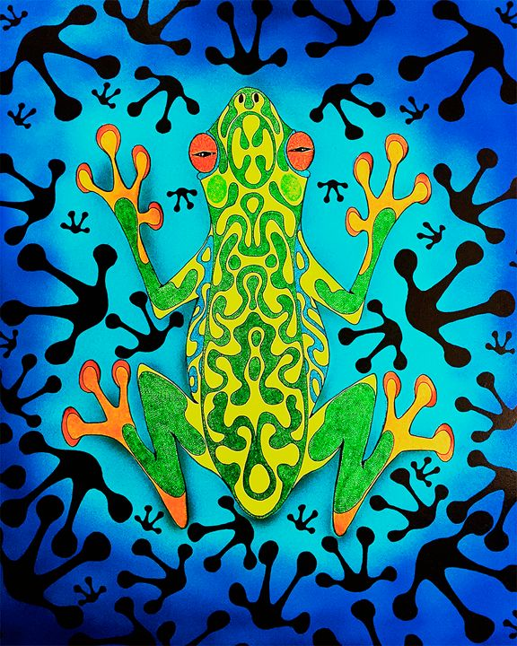 The Frog - Artistwill