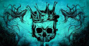 Skull Crown - Artistwill