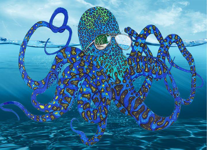 Octoglasses - Artistwill